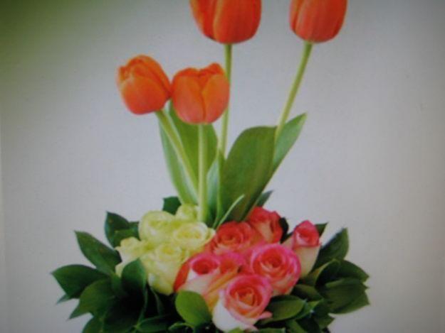 M s de 10 ideas incre bles sobre centros de flores - Centros de plantas naturales ...