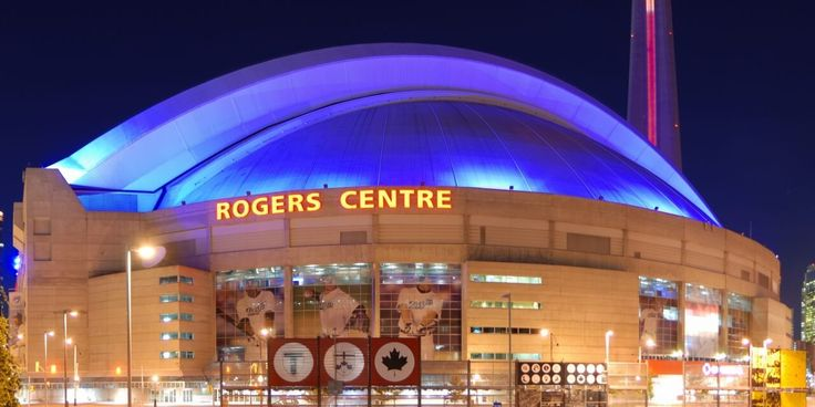 Rogers Centre Arena Guide: Amenities, Attractions, Parking  Our Rogers Centre Arena Guide outlines all of the information you need to know when visiting this stadium in downtown Toronto including amenities, attractions, parking and more!  #arena #arenainfo #concerts #events #sports #stadium #venue #toronto