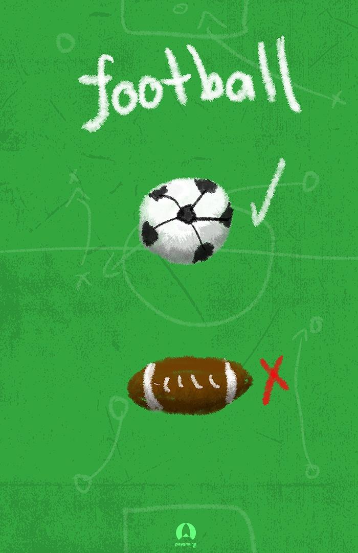 Playground 901-Week 20—Football