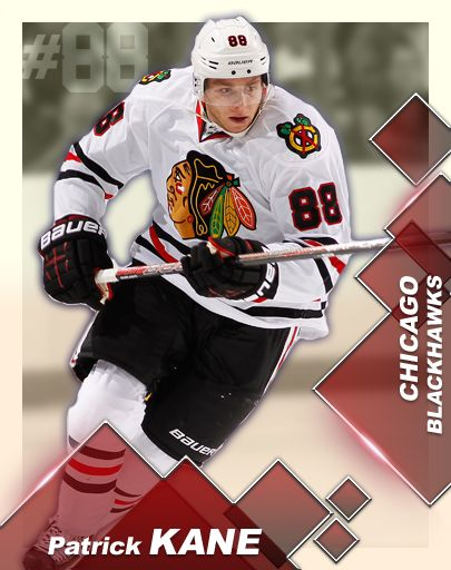 You can collect KANE CARDS in Patrick Kane's Hockey Classic, here's #5 - COLLISION COURSE