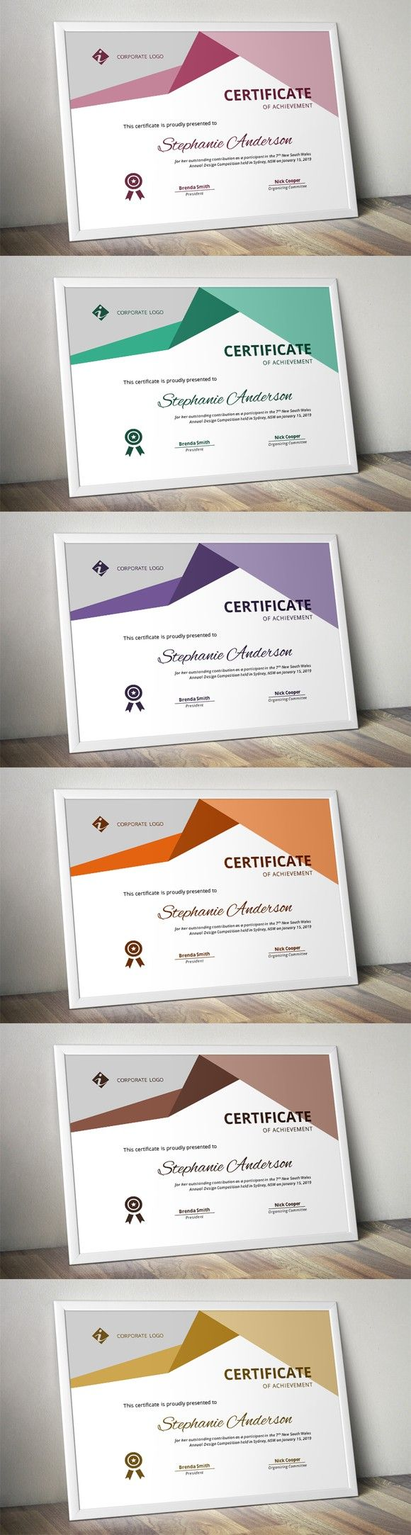 Best 25 certificate templates ideas on pinterest award template word docx certificate template printables 500 yelopaper Image collections