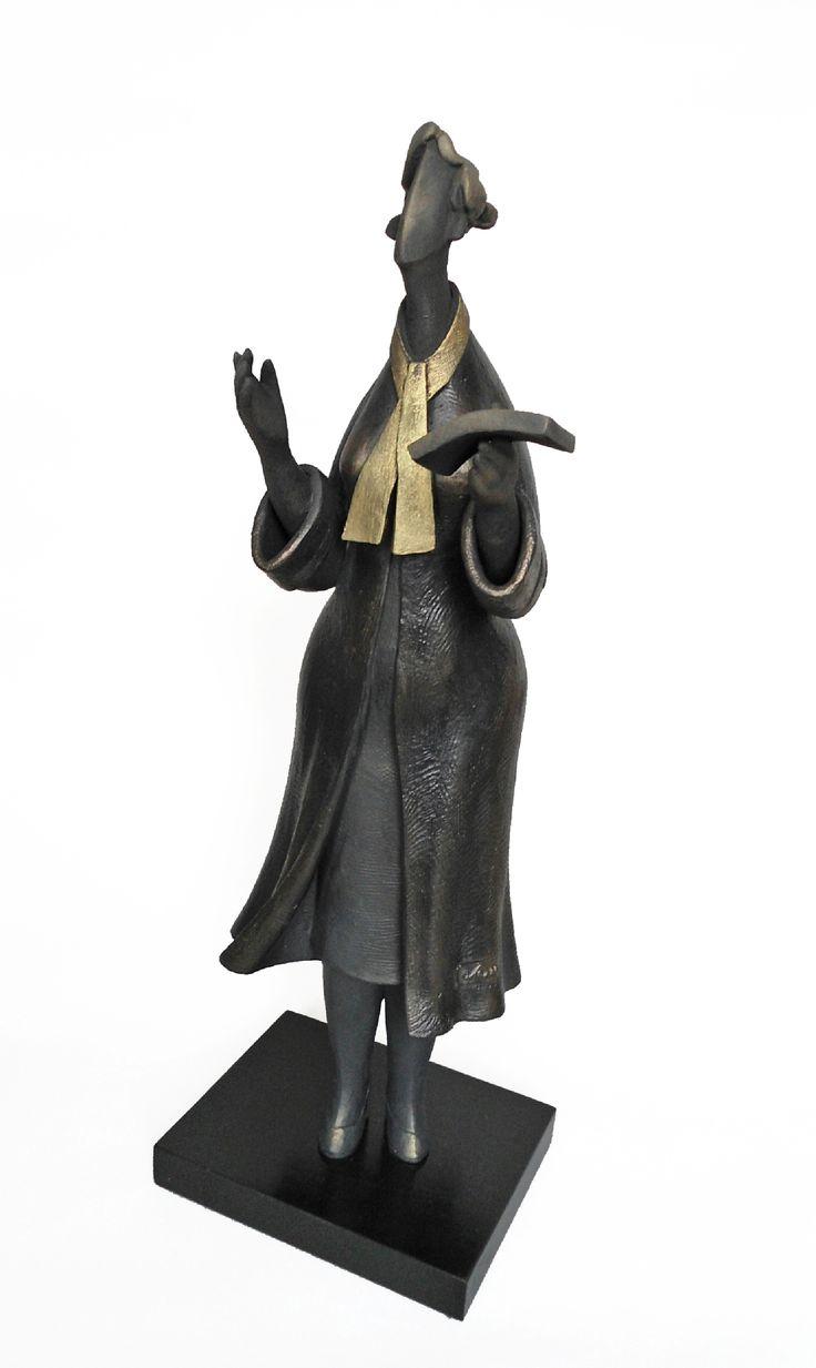 La vérité par Lucie Garant, artiste présentement exposée aux Galeries Beauchamp. www.galeriebeauchamp.com