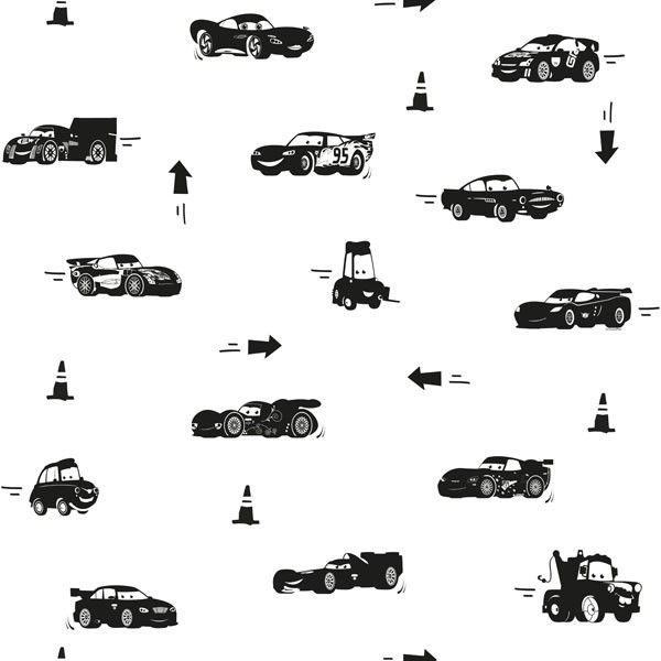 Cars behang 81070-16 bij Behangwebshop