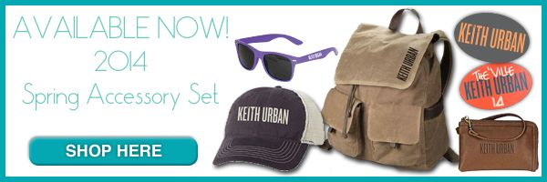 Shop here: http://shop.keithurban.net/collections/new-items