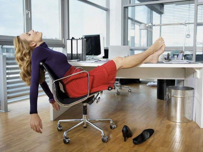 Elimina el estrés en el trabajo