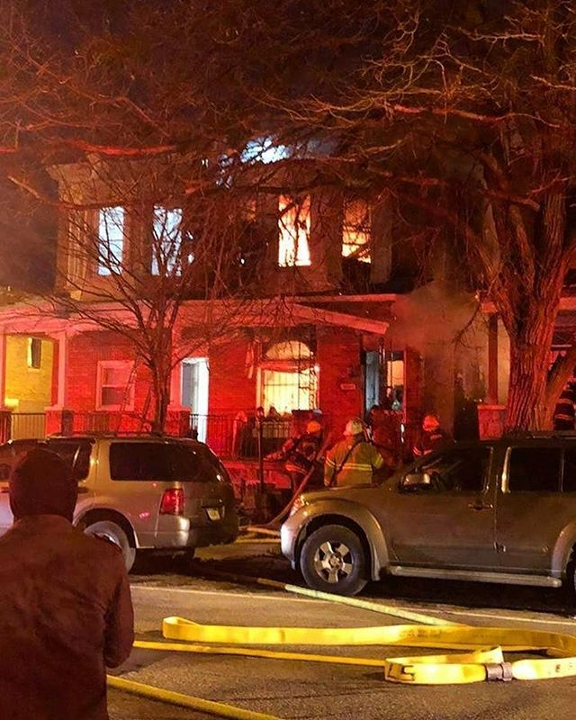 FEATURED POST @kempterfirewire - Fatal Fire in West Philadelphia BC 11 is placing All-Hands in Service @2049hrs. City of Philadelphia Box 2187 53rd and Race Sts. aof 5300 Race Street BC 11 has a 2 story twin dwelling heavily involved. 2&2 in service. Engines 5741568 Ladders 246 BC 117 Medic 23 Ladder 13 RIT Squad 47. Medic 7 & 21 Deputy 1SO1. Rescue 1 ES1&3 PN10 Engine 13 & Air Unit 1 Special Called. Car 1 is Responding. Fire placed Under Control @ 2112hrs holding All-Hands. Photo by John…