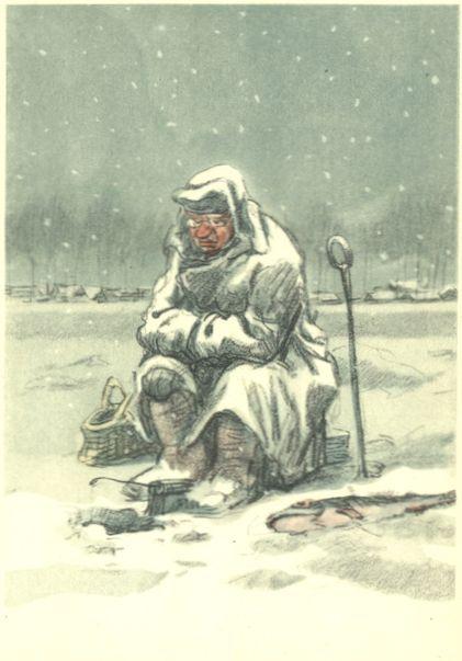 Иван Максимович Семёнов - художник-иллюстратор и карикатурист (200 работ)