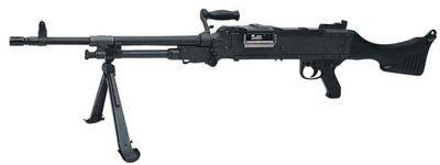 Ametralladora FN MAG