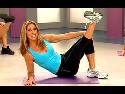 Denise Austin: 5 Minute Inner-Thigh Workout is a short series of exercises that are designed to burn calories and sculpt long, lean leg muscle specifically targeting the inner portion of the thighs. Blast away cellulite, strengthen the core, and tighten the buns and shape the hips with Star Trainer, Denise Austin as she takes you through a combi...