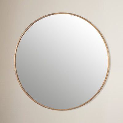 You'll love the Bronwyn Round Mirror at Wayfair - Great Deals on all Décor  products with Free Shipping on most stuff, even the big stuff.