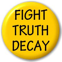 """Fight Truth Decay"""