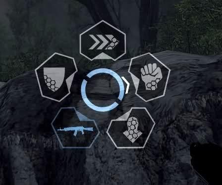 Crysis Interface
