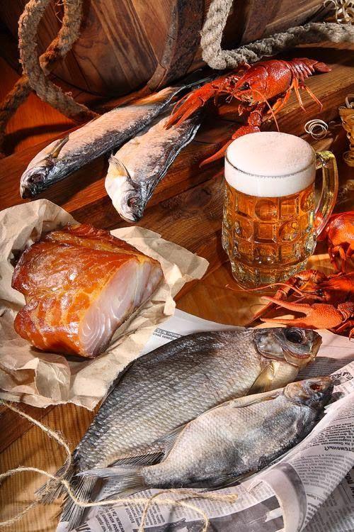 рыба с пивом картинки - Поиск в Google