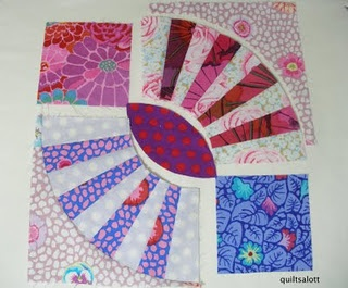 263 best circle and curved quilts images on Pinterest | Pattern ... : curved quilt blocks - Adamdwight.com