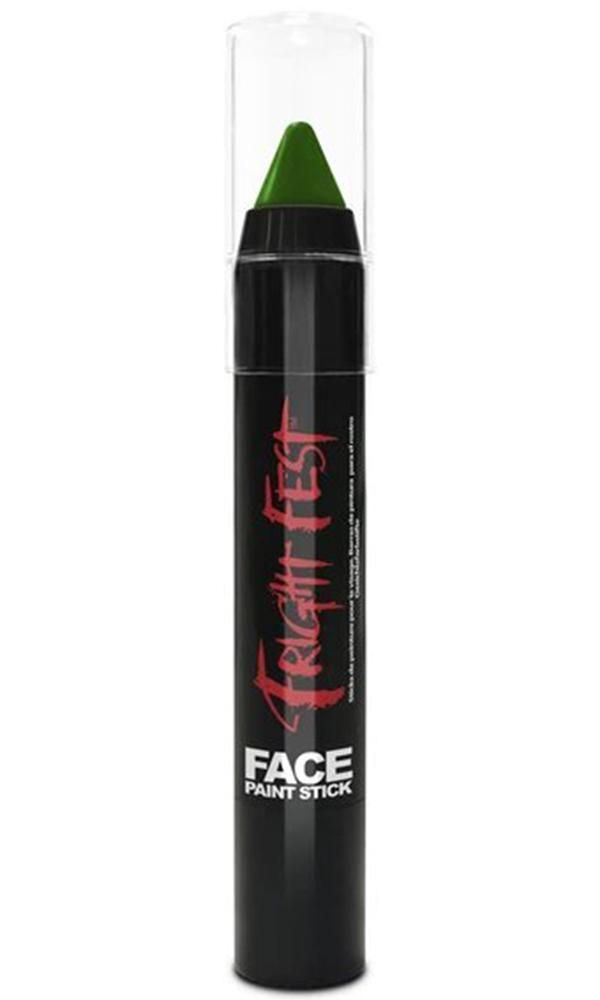FACE PAINTING STICK GREEN