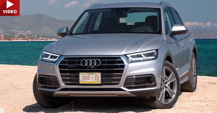 New Audi Q5 Review Finds It Less Exciting To Drive Than BMW's X3 #Audi #Audi_Q5