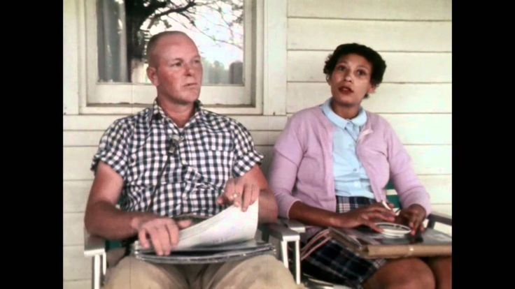 HBO Documentary Films: The Loving Story - Trailer :: These are the brave people who took the horrible laws against interracial marriage to the SCOTUS and WON!