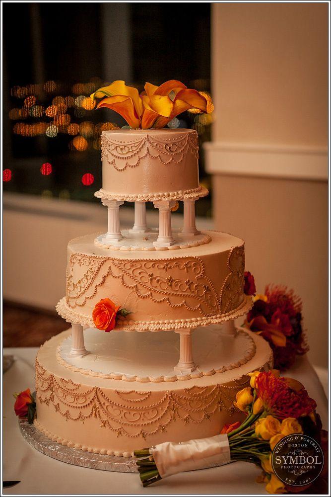 Navy yard boston wedding cakes