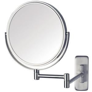 17 best ideas about wall mounted mirror mirror jerdon 7x wall mount mirror in nickel