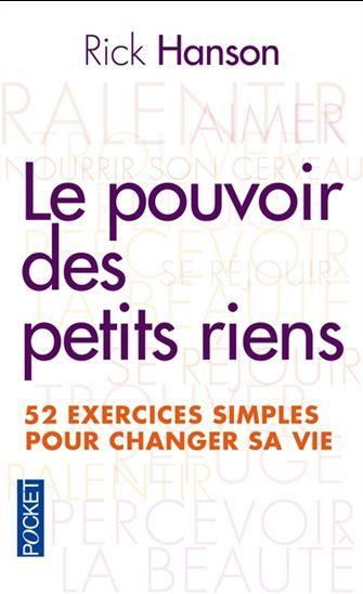 A la frontière des neurosciences, de la méditation, et de la psychologie, l'auteur propose des exercices quotidiens destinés à renforcer l'estime de soi, le bien-être, la lucidité, etc.