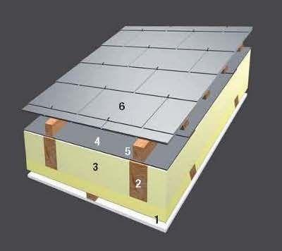 Pannello e lastra di copertura in cemento fibrorinforzato PLANCOLOR by SWISSPEARL Italia