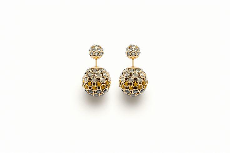 """dior tribale"" earrings - Dior"