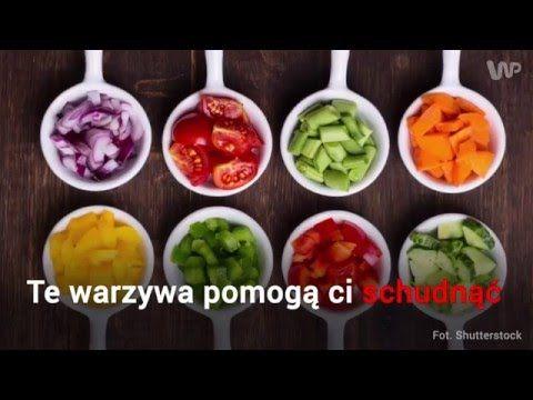 Warzywa, które pomogą Ci schudnąć - abcZdrowie.pl - YouTube