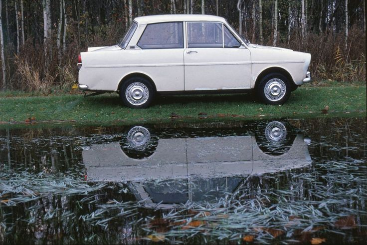 1971 - Daf 33 - side