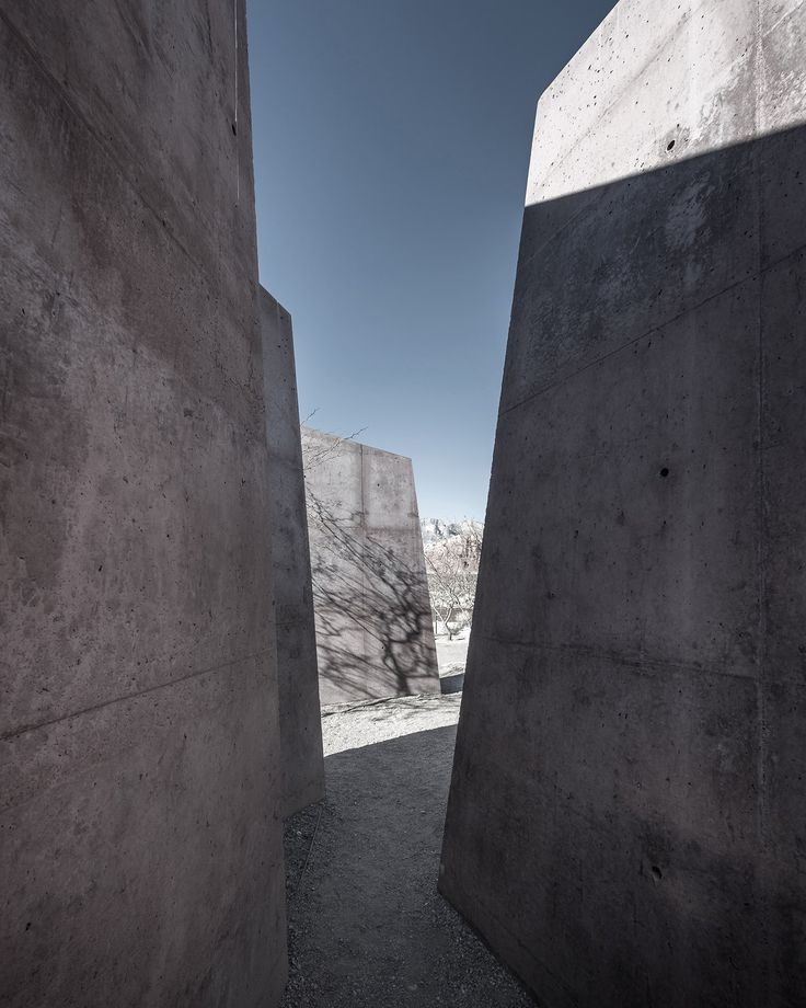 Line and Space, Pygmalion Karatzas · Red Rock Canyon Visitor Center