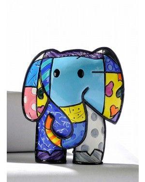 Mini Elefante #elefante #romerobritto #decoracao #arquitetura #desgininteriores #presentes #amandapresentes
