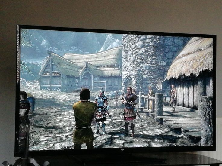 Haven't plated Skyrim since it was released in the 360. Bought it today as a birthday present to myself. I let out a squeal like a teenage girl when it loaded. #games #Skyrim #elderscrolls #BE3 #gaming #videogames #Concours #NGC