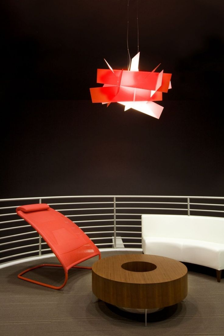 Big Bang Suspension by Foscarini: Offices Design, Offices Spaces, Palo Alto, Interiors Design, American Headquart, Bangs Suspen, Skype Hq, Skype Offices, Offices Interiors