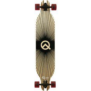 "Quest 41"" Quazar Pro Quality ""Slot Through"" Performance Longboard Skateboard"