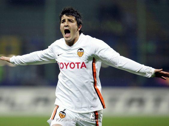 David Villa - Valencia