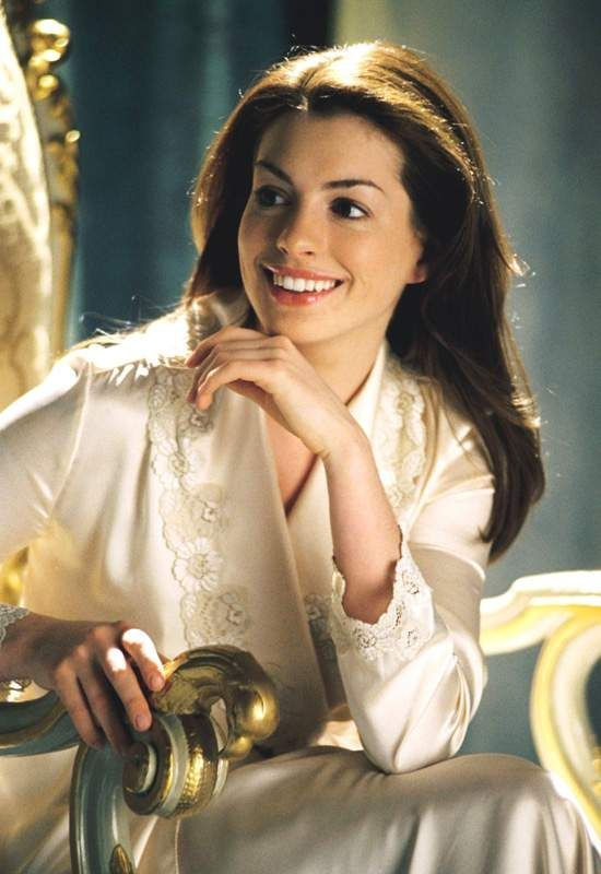 * The Princess Diaries 2: Royal Engagement - Anne Hathaway as Princess Amelia of Genovia