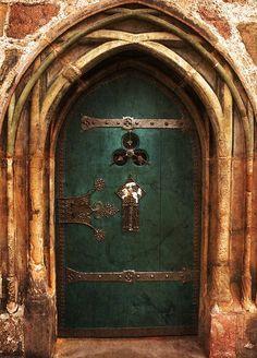 Ancient Door by Hörspielhörerin