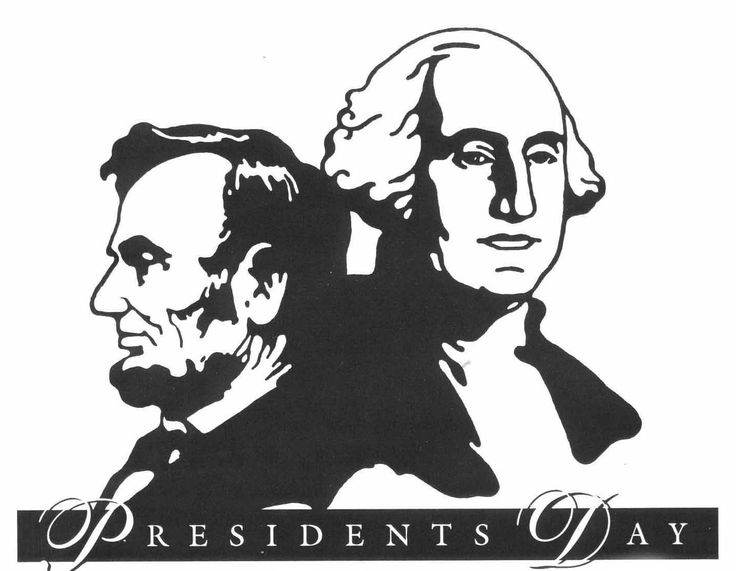 President's Day and various other cliparts