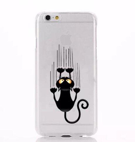 Grumpy Cute Cat Phone Case