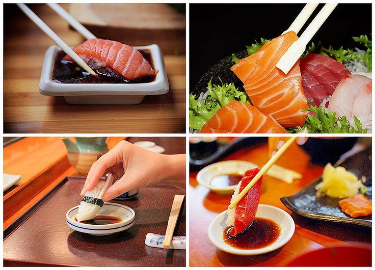 КАК ПРАВИЛЬНО ЕСТЬ СУШИ. (18 ФОТО)   Сейчас японская еда невероятно популярна. Суши-бары появляются на каждом шагу, роллы и суши заказывают на дом или с удовольствием делают сами. Но знаете ли вы, что процесс поедания суши тоже регламентируется суровым сводом правил этикета? Нельзя просто так взять и закинуть ролл в рот! Предлагаем вам основные правила, которым стоит следовать, когда идете в суши-бар.   Читать всё: http://avivas.ru/topic/kak_pravilno_est_sushi.html