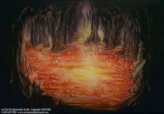 El seol tiene su propia definición de infierno que difiere de la de Hades