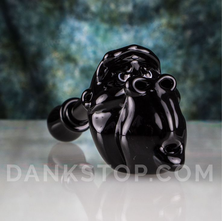Harambe the Gorilla hand pipe by Greenlite. Smoke it for Harambe with this expressive bowl pipe.