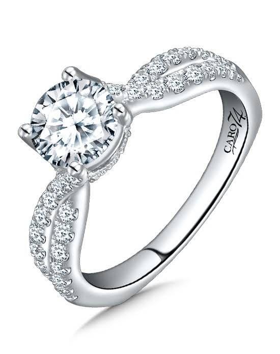 Diamond Wedding Rings Photos