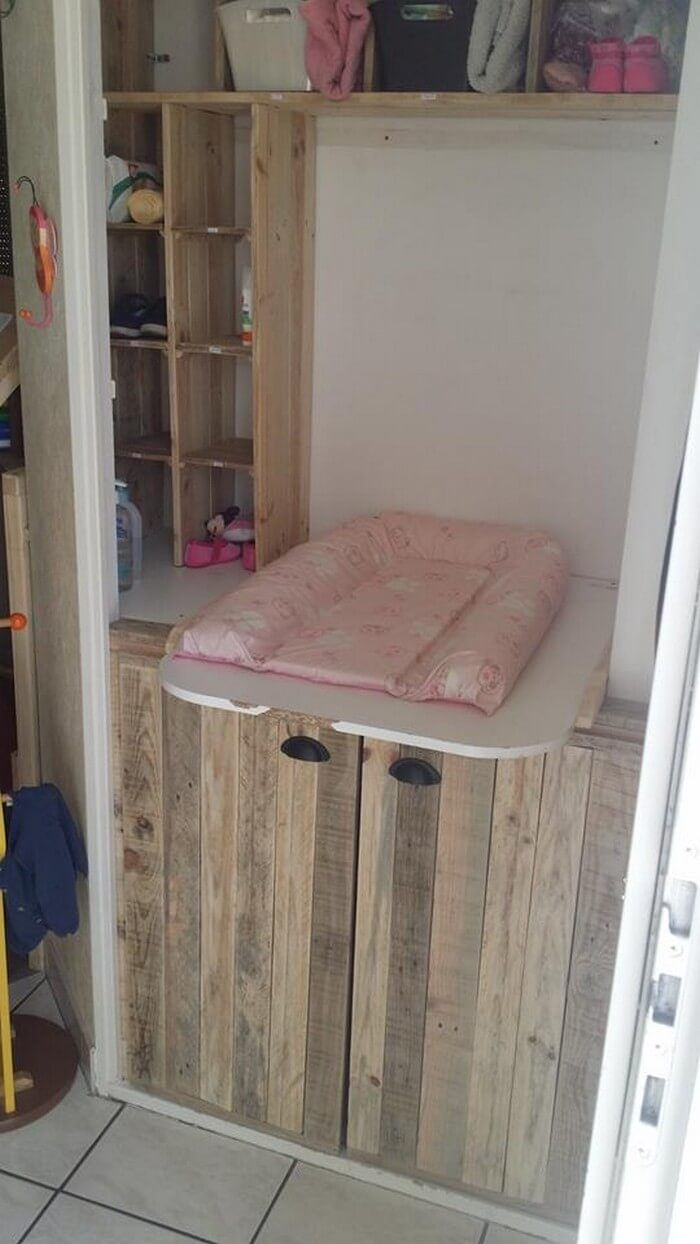 Wooden transport pallets have become increasingly popular for diy - Cool Ideas With Old Shipping Pallet Wood
