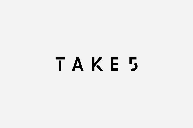 Take5 Cafe & Bistro Branding