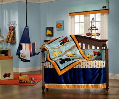 Construction Nursery Set Thenurseries