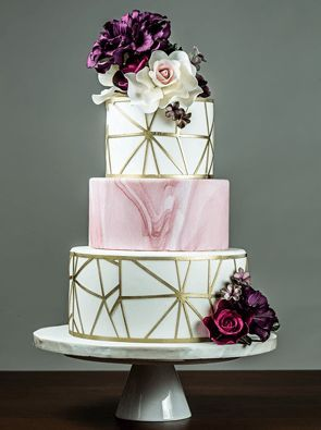 Wedding Cake Inspiration - I Do! Wedding Cakes
