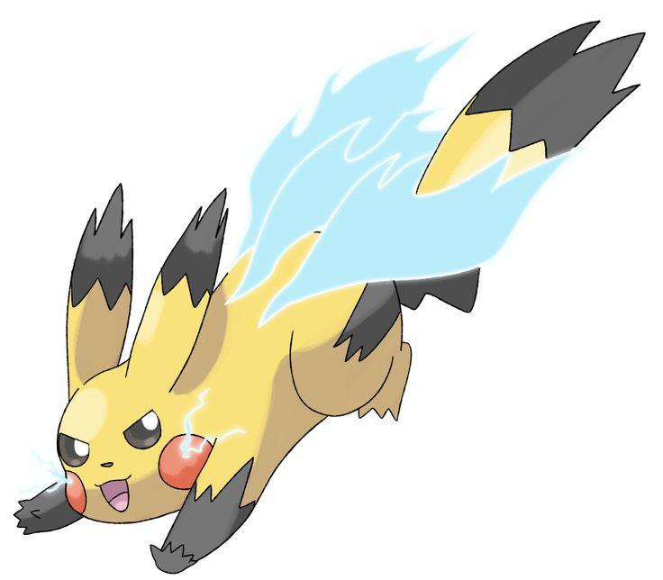1000 images about pokemon on pinterest artworks - Pokemon x raichu mega evolution ...