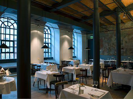 Andels Hotel, Lodz, Polen. I could eat here