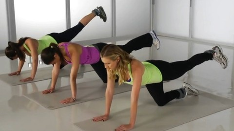 Victoria's Secret Model Butt Workout With Justin Gelband    so cool! i should totally do this