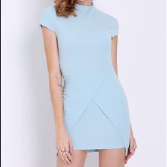 Short sleeve babycon dress NWOT babycon dress Dresses